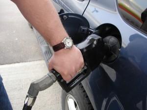 saving gas money
